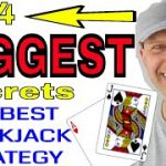 Best Blackjack Strategy- My 4 BIGGEST Secrets To Win At Blackjack Everytime: By Christopher Mitchell