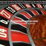 Roulette Cheating Methods
