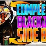 UNLOCKING & COMPLETING BLACKJACK'S SIDE BET IN ONE GAME!