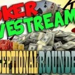 Online Poker Live Stream 6 max Cash Game Hold em $25NL Strategy Coaching on  Bovada Poker #4