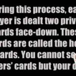Learn The Texas Holdem Poker Rules In 2 Minutes