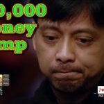 Poker Breakdown:Did He Let the 300k Money Jump Get to Him?