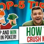 TOP-5 tips to crush MTT