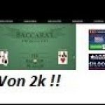Baccarat Winning Strategies by Chi with M.M.            9/13/19