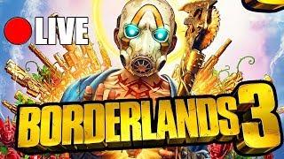 🔴 BORDERLANDS 3 PLAYTHROUGH Part 1 | Xbox One X 1080p 60fps Gameplay  🎮😎👀