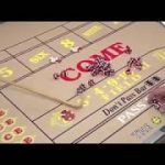 las vegas craps rolling and betting