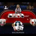 Zynga Poker TEXAS HOLDem WINNN 1T spade suitheart suitdiamondclub suit 1100000000000 B TABLE 25 B 5B