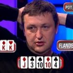 Luckiest Poker QUADS Compilation – (Four Of A Kind)