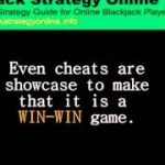 Blackjack Strategy Online