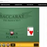 Baccarat Chi Wining Strategy with Money Management 10 / 30 / 18