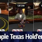 Apple Re-releases Texas Hold'em App