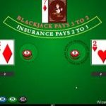 [The POP & Mirror Method] Blackjack Betting Strategy + 6 Decks + Wins Short 10%, But Can Lose Fast!