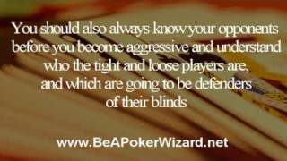 Mike Sexton – Poker Tip – Most important lesson in poker