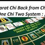 Baccarat Chi Wining Strategies 5/12/19