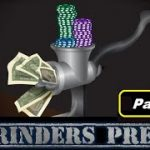 "Bonus Craps $5.00 ""Grinders Press"" Strategy (Conservative Play Part 2)"