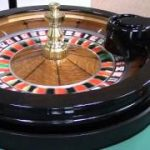 U-Spin Roulette Ball Launch