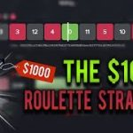 THE $1000 ROULETTE STRATEGY IS INSANE! *HUGE PROFIT*