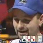 Daniel Negreanu – Reads Straight Flush in live poker – learn from the best