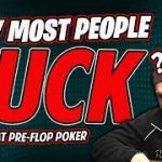 How to Play Preflop Poker Properly in No Limit Hold'em