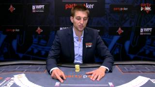 Tony Dunst's top tips for playing the river in Texas Hold'em