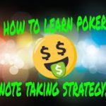 #poker #expresso How to Learn Poker fast: Note Taking. Spin and Go