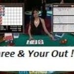 Baccarat 3 & your out !! Winning System with M.M. 7/15/19