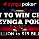 HOW TO WIN CHIPS in ZYNGA POKER ;) | $1B to $15B CHIPS | $50M/$100M STAKES