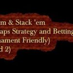 Add 'em & Stack 'em $25 Craps Strategy and Betting video