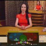 Live Dealer Baccarat – Player winning streak example