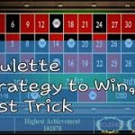 💢Brilliant Roulette Winning Strategy 💥