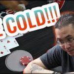 🔥 COLD COLD SHOE 🔥 10 Minute Blackjack Challenge   Live Casino Game Las Vegas