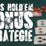 Texas Hold 'em Bonus (Casino Hold'em) Strategie – Tipps und Tricks – wie man gewinnt