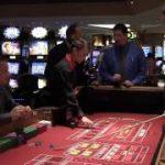 Times Leader / Mohegan Sun table games demo – Craps
