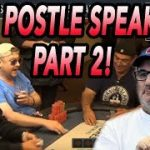#6 MIKE POSTLE INTERVIEW W/ MIKE MATUSOW PART 2 INVESTIGATION