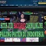 Strategi Bermain Baccarat Di Casino Online KakekTogel