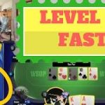 How to Grind for LEVELS in WSOP App Game