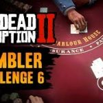 Red Dead Redemption 2 Gambler Challenge #6 Guide – Beat the Blackjack dealer in every location