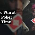 Top Video Poker Strategy Tips