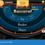 How to win $160 in baccarat in just a minute