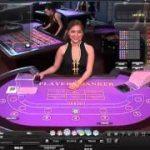 bet365 live baccarat (Asian dealer studio)