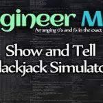 Python Blackjack Simulator