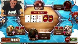 Let's Play Scatter Holdem Poker!