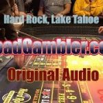 Original Audio 1 Hour Real Craps Game Hard Rock Hotel & Casino Lake Tahoe