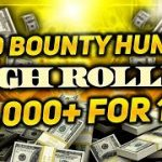 $530 BOUNTY HUNTER HIGH ROLLER FINAL TABLE!!