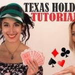 TEXAS HOLD 'EM POKER TUTORIAL – Hot Chick How To | Life Hack / Education Video