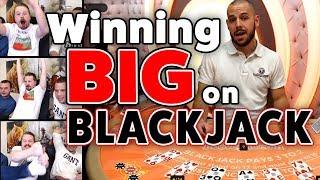 Winning BIG on Blackjack