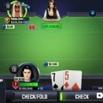 postflop all-in bet strategy NL texas holdem poker(force them fold)