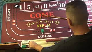 """My Vegas """"Go To""""  Craps Strategy Tested"""