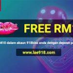 LAE918 – 918kiss FREE 10 Mini Roulette Tips