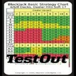 Blackjack Basic Strategy TEST OUT video-Do you have what it takes?